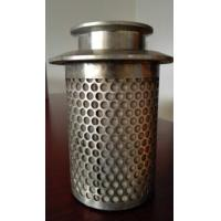 China Making Stainless Steel Metal Perforated Panel Filter Cartridge Filter Element  Water Treatment Filtration Zhi Yi Da wholesale
