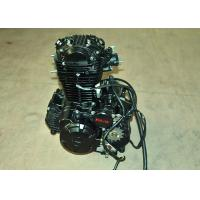 Wholesale Black Color 200CC Motorcycle Engine 193.2ml Displacement With Balance Shaft from china suppliers