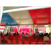 Coloured Temporary Fabric Structures Unique Marquees A