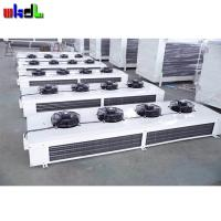 Buy cheap Dual discharge air cooling coil evaporator for mango cold room from wholesalers