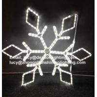 Wholesale christmas led snowflake light from china suppliers
