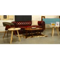 Quality Solid Wood Conference Tables , Qi Wireless Charging Furniture