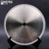 Wholesale Metal Cutting PCD Saw Blade / Aluminum Alloy Diamond Circular Saw Blade from china suppliers