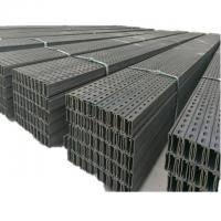 Wholesale Q235B Material C Channel Beam Dilled Or Punched Enough Stock Long Durable from china suppliers