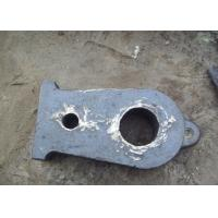 China High Mn Steel Crusher Hammer Castings Crusher Spare Parts For Mine Mills , Cement Mills wholesale