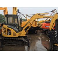 Wholesale 12V Voltage Used Earth Moving Equipment Komatsu PC55MR With Rubber Track from china suppliers