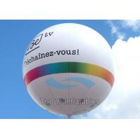 Wholesale 0.18 PVC Trade Show Balloons , Outdoor Custom Advertising Inflatables from china suppliers