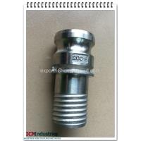 """Wholesale 2015 high quality 316 stainless steel screw camlock quick coupling size 2"""" type E from china suppliers"""