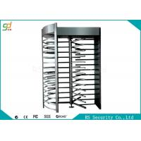 Wholesale Security Full Height Turnstiles Card Access Rotor Turnstile Gate from china suppliers
