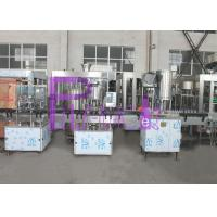 Wholesale 2000BPH Automatic Drinking Water Filling Machine For Small PET Bottle from china suppliers
