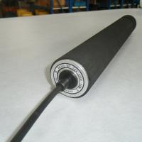 Wholesale Rubber Covered Motorized Conveyor Rollers Small Size 0.4kW - 22kW Power from china suppliers