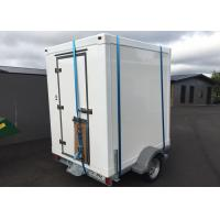Wholesale 20 Feet Refrigerated Truck Bodies With Rapid Assembly FRP Profiles And PU Insulation from china suppliers