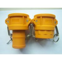 Buy cheap Interchangeable Nylon Camlock coupling type D and type C from wholesalers