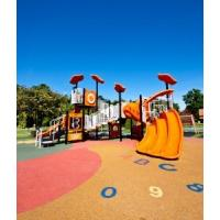 Wholesale Pour In Place Playground Surface Materials Pressure Resistant Easy To Install from china suppliers