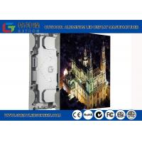 China P6mm SMD Outdoor Full Color LED Display High Brightness , Working in Boiling Water on sale