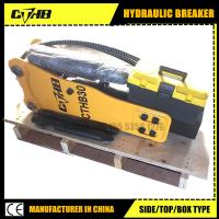 Wholesale Top Type Hydraulic Rock Breaker for 20 Ton Excavator 10ton class excavator hydraulic rock breaker from china suppliers