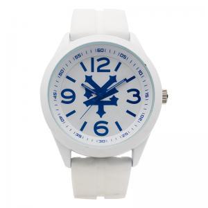 White Silicone Bracelet 15