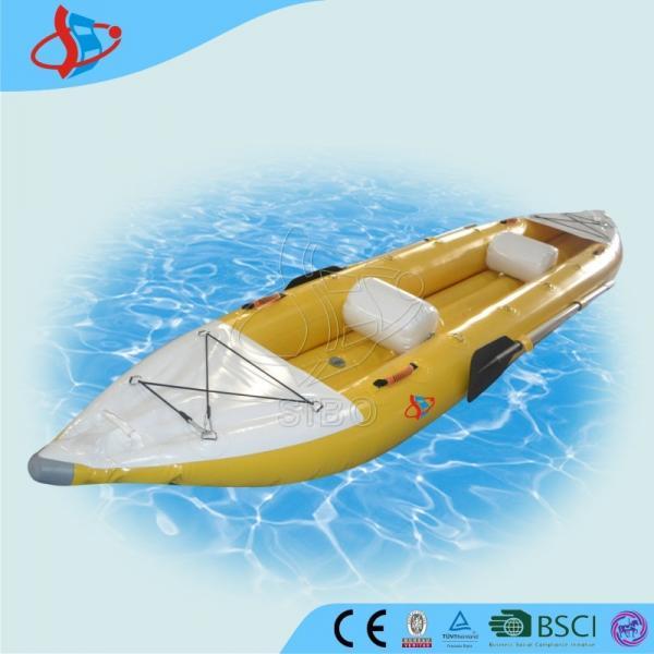 Kayak inflatable fly fishing boats outside hand paddle for Inflatable fly fishing boats