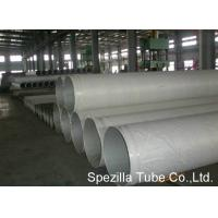 Wholesale Stainless Steel Tube Pipe UNS S31009 Stainless Steel Round Tube ANSI B36.19 TP 310H ERW Pipe TIG Welding from china suppliers