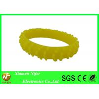 Wholesale Promotional Gift Custom Silicone Wristbands Wholesale for Party Decoration from china suppliers