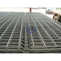 Wire fence/2x2 galvanized welded wire mesh for fence panel