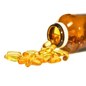 Wholesale Dietary Supplement Omega 3 Fish Oil Softgel Capsules Plus Vitamin D3 To Support Brain And Heart Health from china suppliers