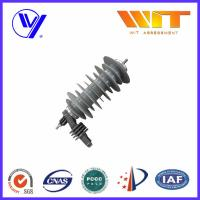Polymeric Metal Oxide Surge Arrester for Substation / AC - DC Converters / Power Distribution Units