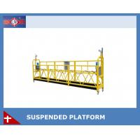 Wholesale Convenient Rope Suspended Platform Reliable Suspended Access Equipment from china suppliers