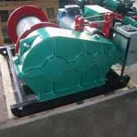 Wholesale 0.5T to 10T Electric Hoisting Winches with high quality from china suppliers