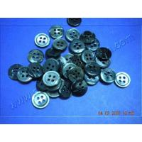 Wholesale Black MOP Shell Buttons with 4 Holes from china suppliers