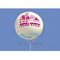 Wholesale Durable Helium Inflatable Sky Balloon Show  / Custom Large Advertising Helium Balloons from china suppliers