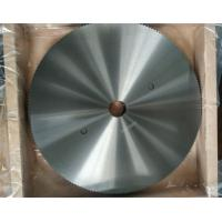 Wholesale Steel profile cold cut DIN1.2235 friction saw blade for steel mill and plant from china suppliers