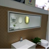 Wholesale LED Bathroom Mirror size 1400*500mm from china suppliers