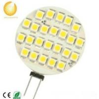 Wholesale 24SMD G4 LED Light/24SMD3528 AC/DC12V Back Bin Pin Led G4 Marine Led from china suppliers