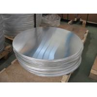 Wholesale 1070 1000 Series Thin Aluminum Sheet Circle Smooth For Cooking Tray Dish Bowl from china suppliers