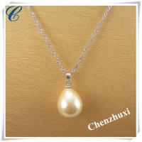 Wholesale Gloden pendant necklace mothers day gifts cheap from china suppliers