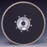 Wholesale Diamond Wave Turbo Blade with Flange from china suppliers