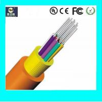Wholesale optical fiber color code single mode 24 core fiber optic breakout cable from china suppliers