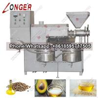 Buy cheap Factory Price Automatic Screw Peanut Almond Press/Extractor Machine|Avocado Oil from wholesalers