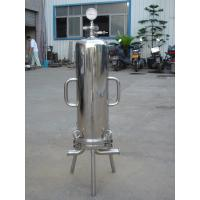China 8R 9R Sanitary Filter Housing For Sugar Syrups and Beer Final Filtration wholesale