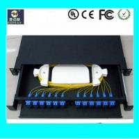 Wholesale 12core fiber patch pannel from china suppliers