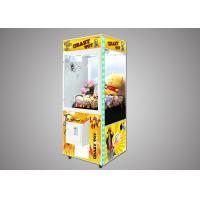 Buy cheap Cute Design Shopping Mall Stuffed Animal Claw Machine For SaleCrane Shape from wholesalers