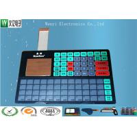 Wholesale IP67 Waterproof Membrane Switch ZIF Connector LCD Window For Electronic Scale from china suppliers