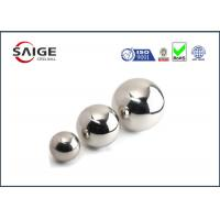 Wholesale Wear Resistant Miniature 2.381mm High Chrome Steel Balls For Bearings ISO3290 from china suppliers