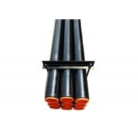 """Wholesale 114MM Water Well Drill Pipes Mining Drill Rods With 2 7/8"""" API Standard Reg DTH Drill Pipes from china suppliers"""