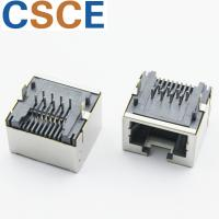 Wholesale Networking Switch 90 Degree RJ45 Connector SC988 Series Without Transformer 15mm from china suppliers