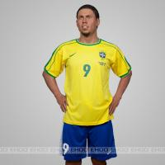 China Football Player Ronaldo Amazing Wax Figures Customization Similarity wholesale