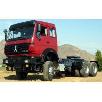 Wholesale Off road truck head Beiben 6*4 10 wheel tractor truck 2638 military quality truck from china suppliers