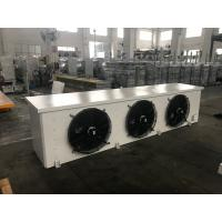 Buy cheap 3 fan evaporator air cooler unit for condensing unit Bitzer from wholesalers