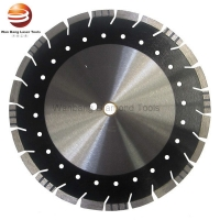 China Diamond Saw Blade for Reinforced Concrete Wet & Dry Cutting on sale